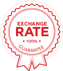 Exchange rate guarantee seal