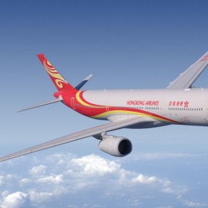 Hong Kong Airlines A330 aircraft