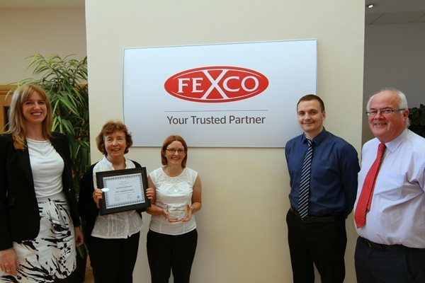 Fexco STP Payment Processing Award 2015