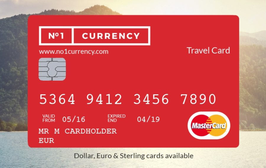 Ozforex travel card mastercard