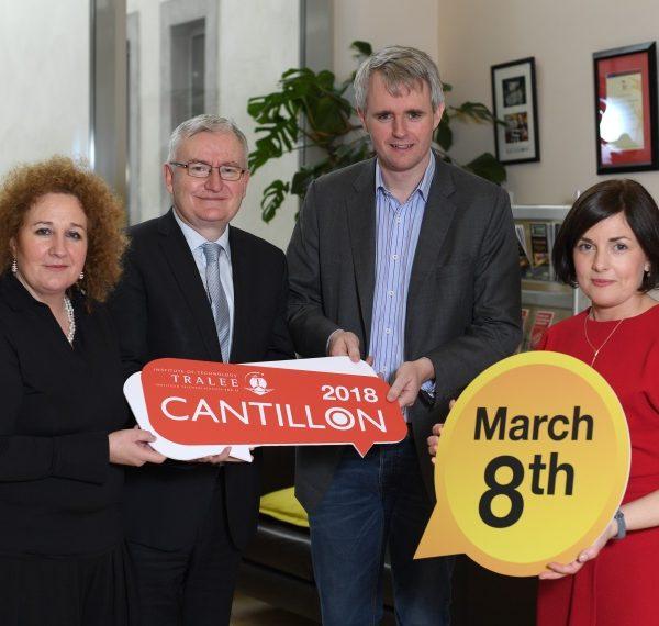 itt cantillon conference launch fexco 2018