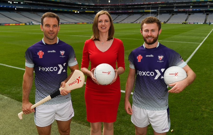 Fexco GAA AGG 2018 launch