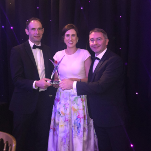 Fexco tops three categories at the Global Contact Centre Association Awards