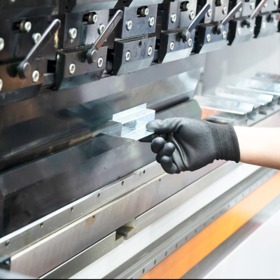 Asset Finance for Manufacturing Equipment