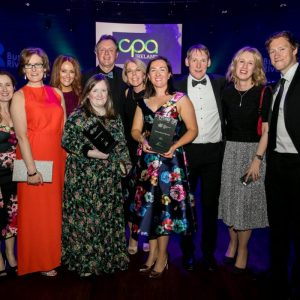 Accountancy awards - Fexco team