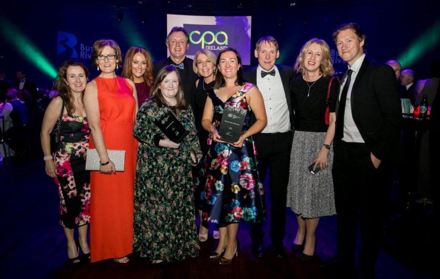 Accountancy awards - Fexco team
