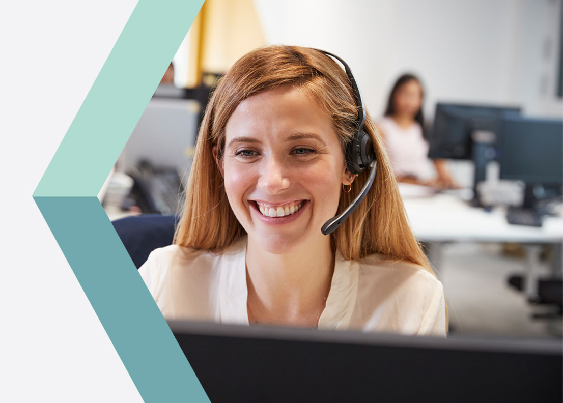 Call centre services focused on customer engagement