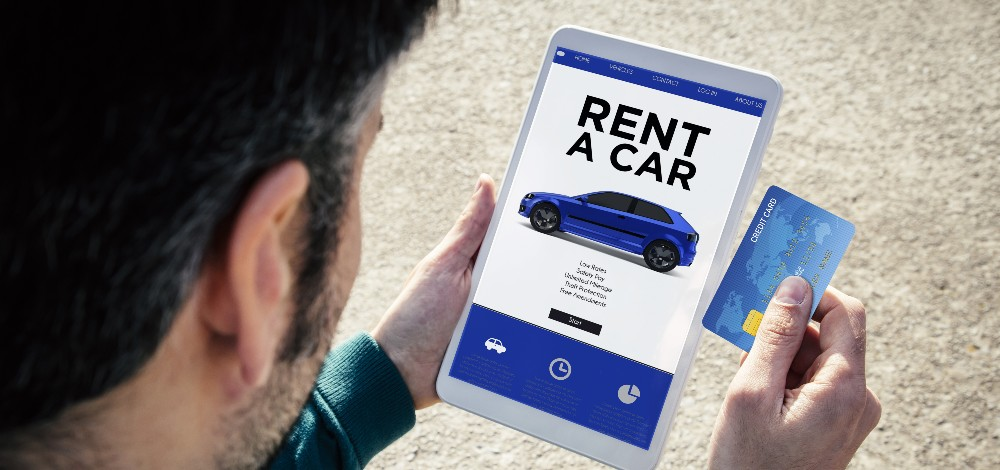 technology changing rental car industry