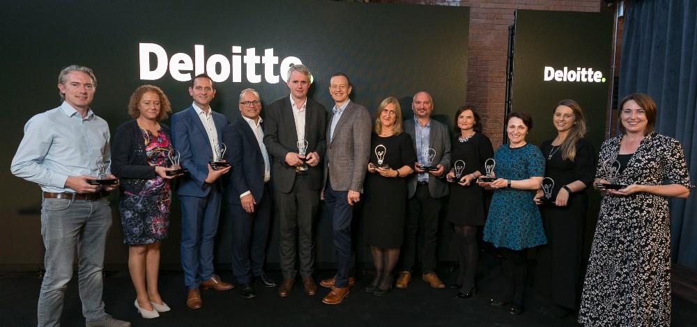 Deloitte Financial Services Innovation Awards 2019