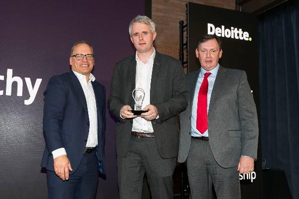 Fexco Denis McCarthy Deloitte Award 2019 Win