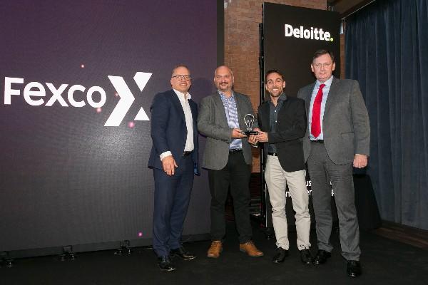 Fexco EasyDebit Deloitte Award 2019 Win