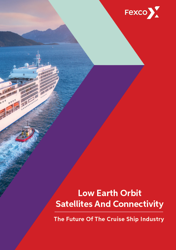 LEO Satellites & Connectivity - Cruise Industry Whitepaper
