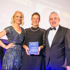 Fexco achieves a 'Finance Team' accolade at the prestigious Women in Finance Awards Ireland